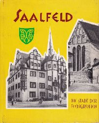 Rat der Stadt Saalfeld  Saalfeld