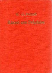 Petzold,Hans-Günter  Rätsel um Delphine