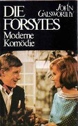 Galsworthy,John  Die Forsytes