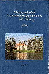 APG(Hsg.)  Arbeitsgemeinschaft zur preußischen Geschichte e.V.