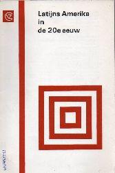 Commissie Postacademiale Vorming (VGN)  Latijns Amerika in de 20e eeuw