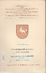 Köhler,Claus  Wirtschaftspolitik im fünften Nachkriegszyklus
