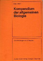 Libbert,Eike (Hsg)  Kompendium der allgemeinen Biologie