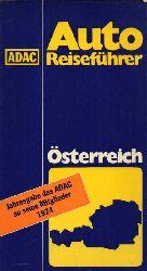 ADAC  Auto-Reiseführer Österreich