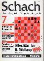 Schach  1990.Heft 7