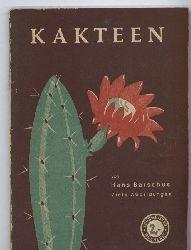 Barschus,Hans  Kakteen