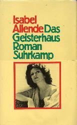 Allende,Isabel  Das Geisterhaus