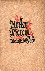 Kyber,Manfred  Unter Tieren