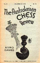 Australian Chess Review,The  Vol.X,No.12