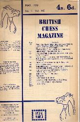 British Chess Magazine  No.5 Vol.XC May 1970  special number
