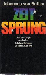 Buttlar,Johannes von  Zeitsprung