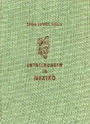Kisch,Egon Erwin  Entdeckungen in Mexiko