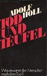 Holl,Adolf  Tod und Teufel