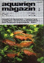 aquarien magazin  19.Jg.1985,Heft 5