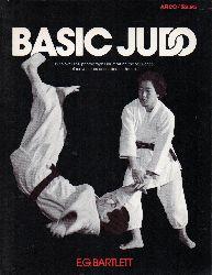 Bartlett,E.G.  Basic Judo