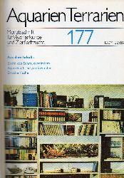 Aquarien Terrarien  24.Jg.1977