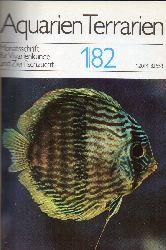 Aquarien Terrarien  29.Jg.1982