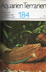 Aquarien Terrarien  31.Jg.1984