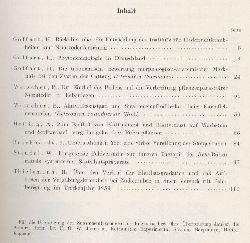 Biologische Bundesanstalt f.Land-und Forstwirtsch.  Hackfruchtkrankheiten und Nematodenforschung