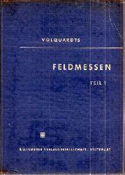 Volquardts,H.  Feldmessen Teil I