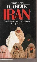 Azadi,Sousan  Flucht aus Iran