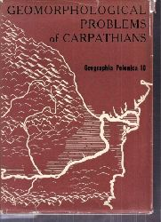 Polish Academy of Sciences  Geomorphological Problems of Carpathians II