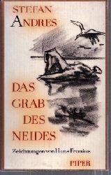 Andres,Stefan  Das Grab des Neides