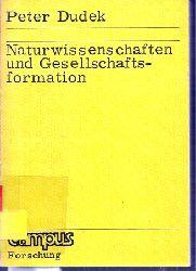 Dudek,Peter  Naturwissenschaften und Gesellschaftsformation