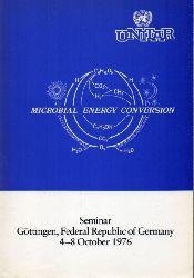 Schlegel,Hans G. and J.Barnea  Microbial Energy Conversion