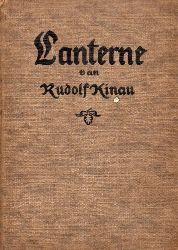 Kinau,Rudolf  Lanterne