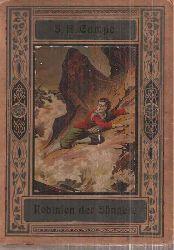 Campe,Joachim Heinrich  Robinson der Jüngere