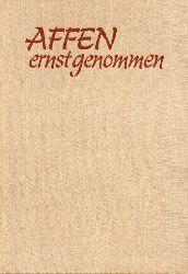 Ullrich,Wolfgang  Affen ernst genommen