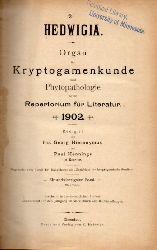 Hedwigia  Hedwigia 41.Band 1902