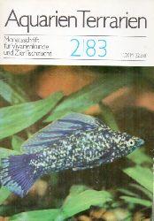Aquarien Terrarien  Aquarien Terrarien 30.Jahrgang 1983 Heft 2 (1 Heft)