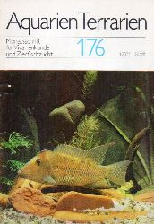 Aquarien Terrarien  Aquarien Terrarien 23.Jahgang 1976 Heft 1 bis 3 (3 Hefte)