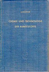 Houwink,R.  Chemische und physikalische Grundlagen sowie Prüfungsmethoden