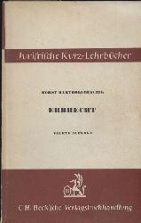 Bartholomeyczik,Horst  Erbrecht