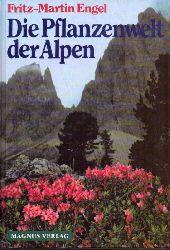 Engel,Fritz-Martin  Die Pflanzenwelt der Alpen