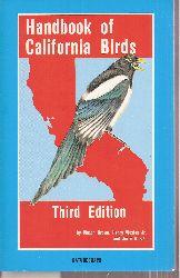 Brown,Vinson+Henry G.Weton Jr.+Jerry Buzzell  Handbook of California Birds