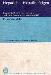 Maier,Klaus-Peter  Hepatitis - Hepatitisfolgen
