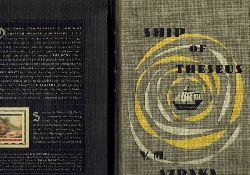 Abrams,J.J. and Doug Dorst  Ship of Theseus by V.M.Straka