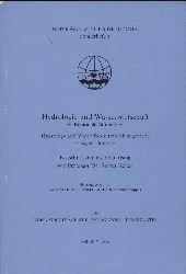 Mauser,Wolfram+Heidulf E.Müller+weitere  Hydrologie und Wasserwirtschaft - Regionale Studien -