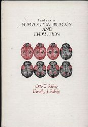 Solbrig,Otto T.+Dorothy J.  Introduction to Population Biology and Evolution