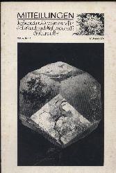 Badischer Landesverein für Naturkunde  Mitteilungen Neue Folge 6, Heft 5,1956
