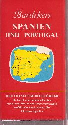 Baedekers Autoreiseführer  Spanien und Portugal