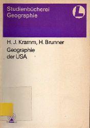 Kramm,H.J. und H.Brunner  Geographie der USA
