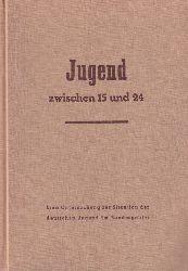 EMNID-Institut für Meinungsforschung Bielefeld  Jugend zwischen 15 und 24