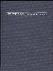 Biedermann,Hans  Das Undenkbare denken