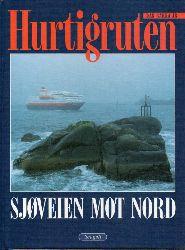 Bakka Jr.,Dag  Hurtigruten Sjoveien mot Nord