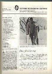 Allgemeine Fischerei-Zeitung  Allgemeine Fischerei-Zeitung 93.Jahrgang 1968